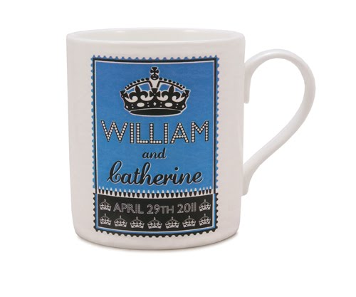tacky royal wedding memorabilia. Royal Wedding Mugs