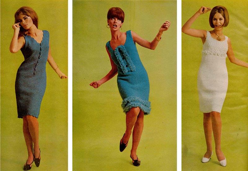 VintageVixen.com Vintage Clothing Blog: 1966 Go-Go Girls