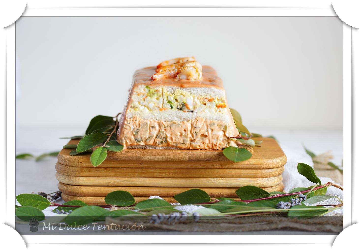 Pastel Salado de Verano 3