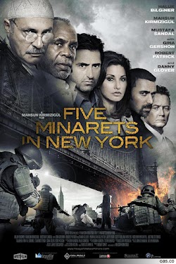 Khủng Bố Ở New York - Five Minarets In New York 2010 (2010) Poster