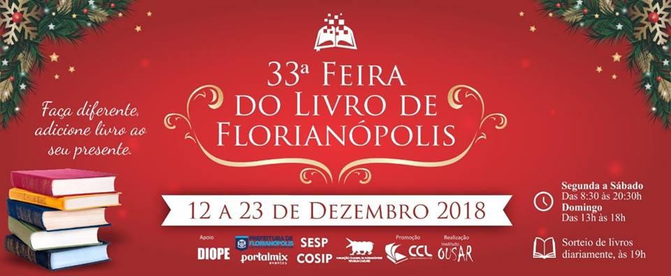 33ª Feira do Livro de Florianópolis