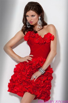 Jovani-2011-Short-Red-Prom-Dress
