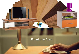 Tips perawatan furniture finishing HPL