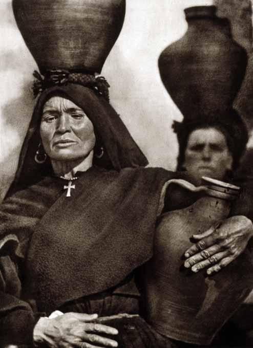 Fotos antiguas de Montehermoso