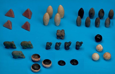 5,000-year-old gaming tokens found in Turkey
