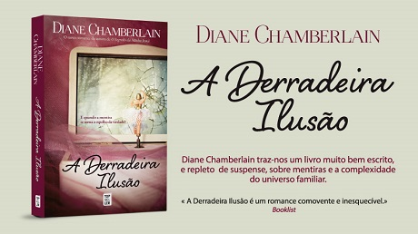 Diane Chamberlain... já conhece esta autora?
