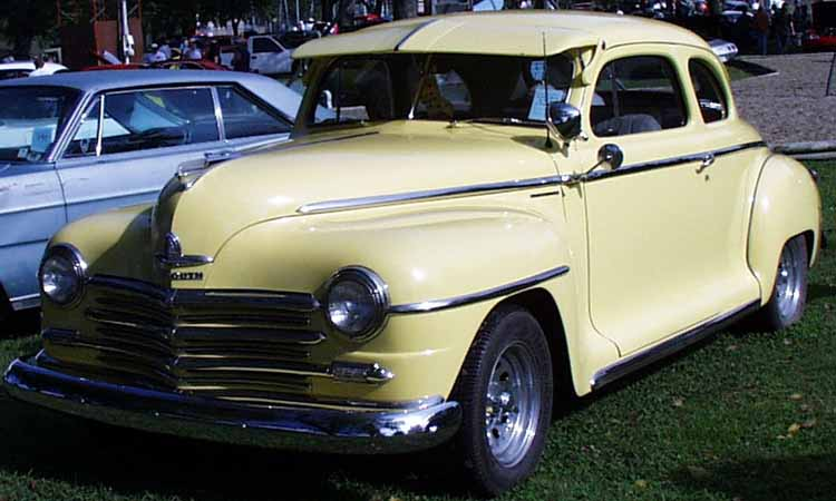 2dr 1951 plymouth deluxe business coupe autos post for 1951 plymouth 3 window coupe