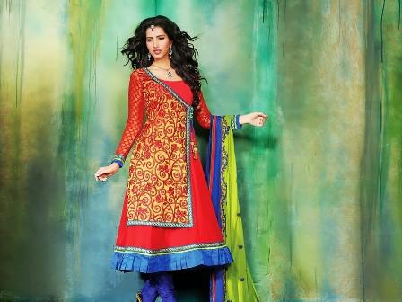 Angarkha-Thread-Embroidered-Shirt