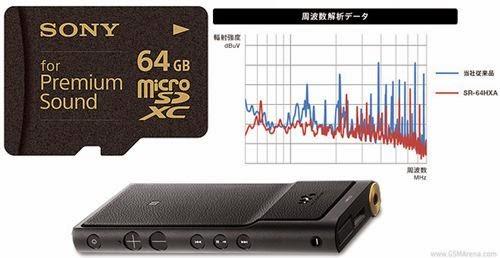 Sony Ciptakan microSD 64GB Berbahan Vinyl untuk Suara Musik Terbaik