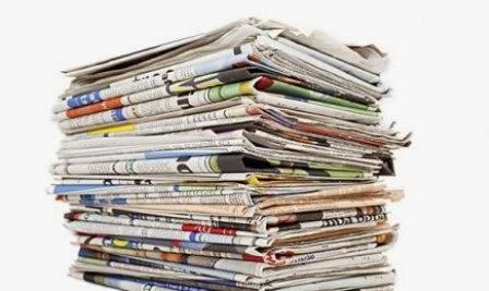 نشرة الصحف الوطنية ليوم الإثنين01 دجنبر 2014 من إعداد مصلحة الصحافة بوزارة التربية الوطنية