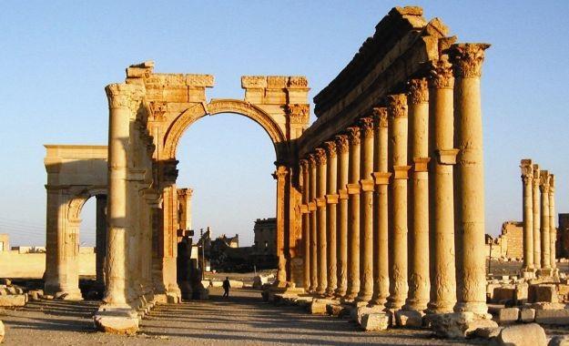 Μυστήριο στην Παλμύρα: Μυστική ισραηλινή αρχαιολογική αποστολή υπό την προστασία των Ρώσων