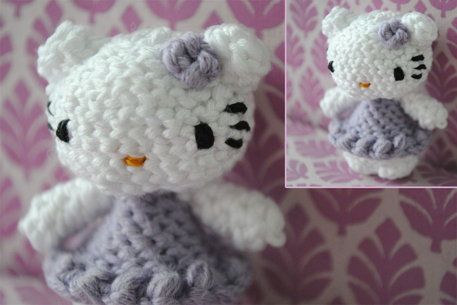 Amigurumi Kitty Anleitung : Pixelmuffin Blog: Amigurumi Kitty