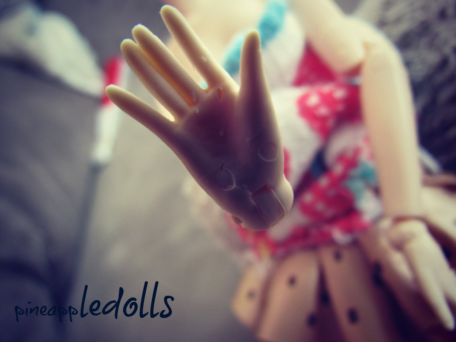 ♠ PINEAPPLE DOLLS  ♠