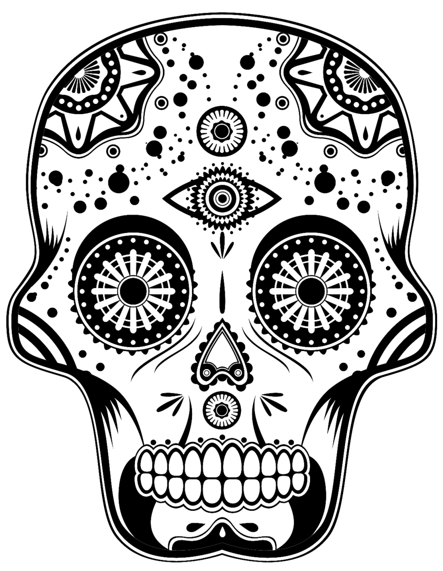 Dia De Los Muertos Day Of The Dead Imponderabilia
