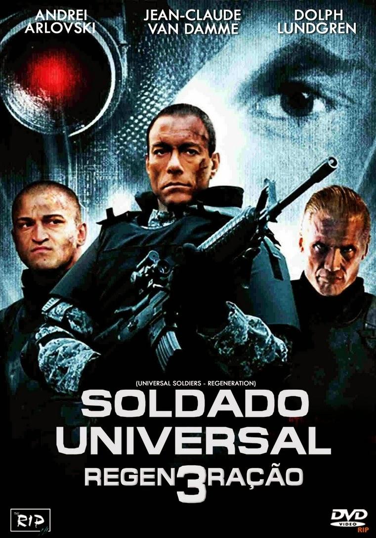 Soldado Universal 3: Regeneração – Dublado (2009)