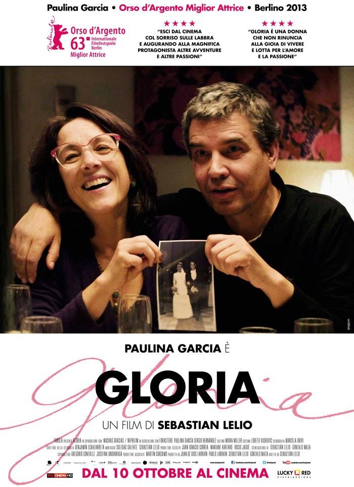 Gloria, de Sebastián Lelio, protagonizada por Paulina García