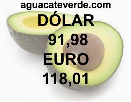 Aguacate Verde