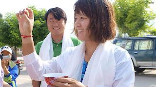 Li Na Husband Jiang Shan 2013