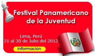 Panamericano de la Juventud 2012