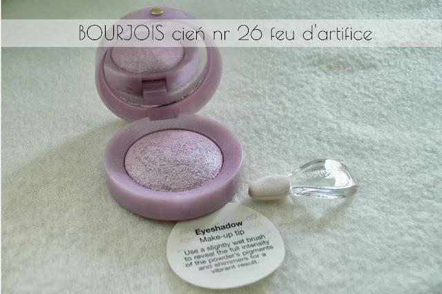 Bourjois, Ombre a paupieres eyeshadow, Cień, 26 feu d'artifice