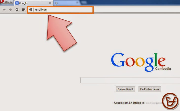 របៀបបង្កើត Gmail Account