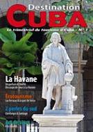 Trimestriel du tourisme à CUBA
