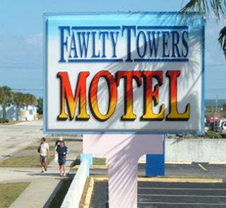 Fawlty Towers Motel All Nude