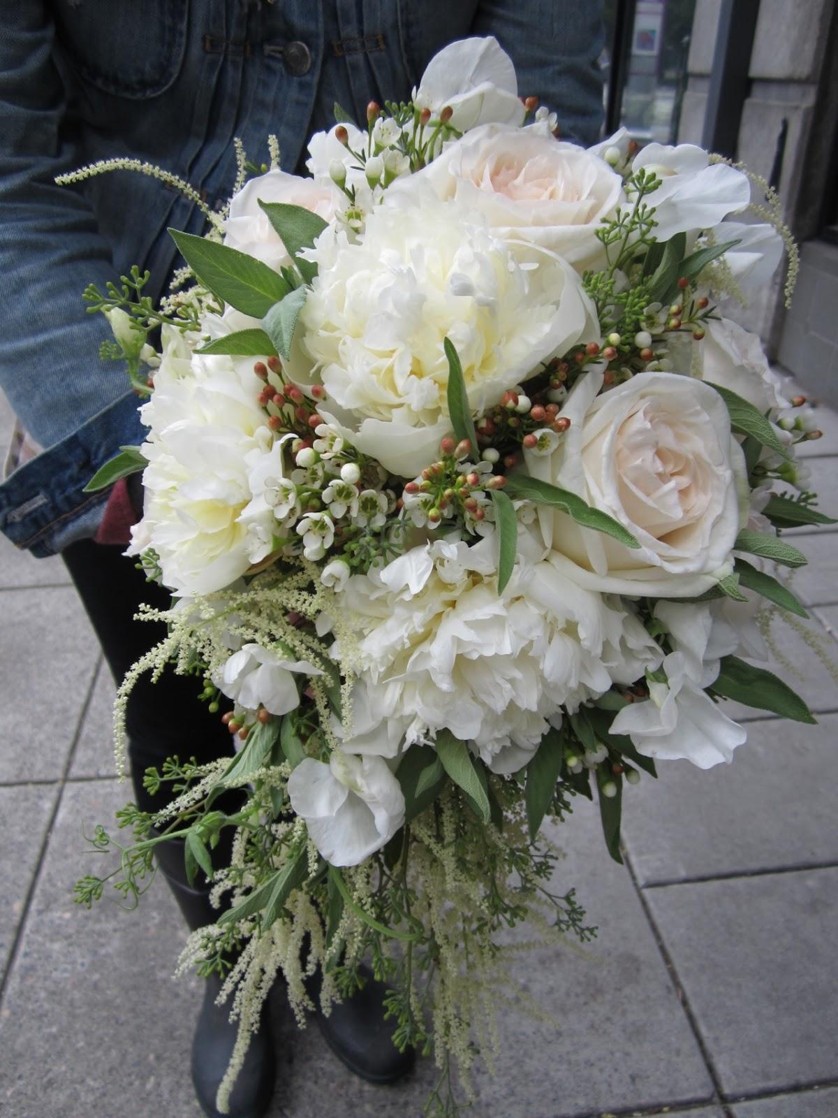 Sammys Flowers Wedding Style Peonies