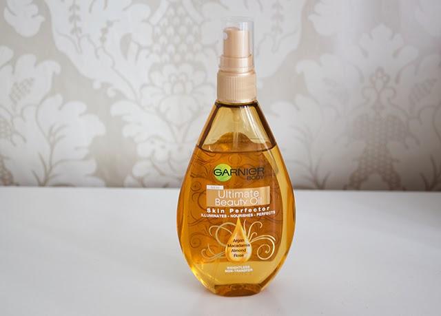 garnier body ultimate beauty oil
