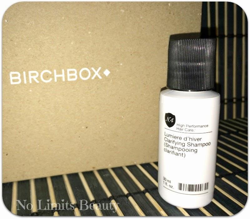 BirchBox - Clarifying Shampoo de Number 4