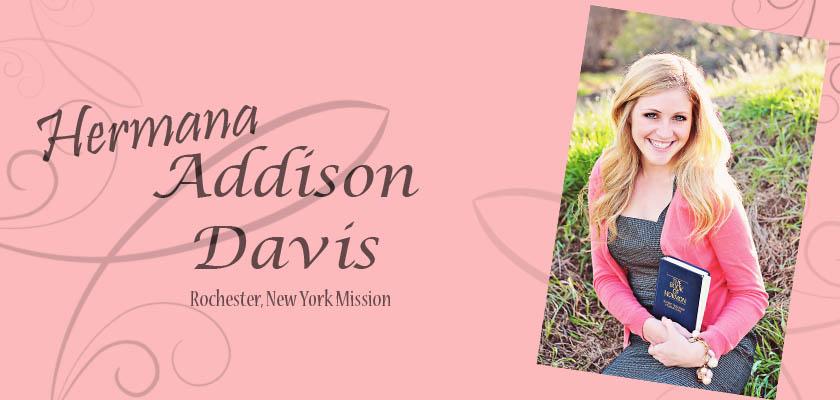 Sister Addison Davis