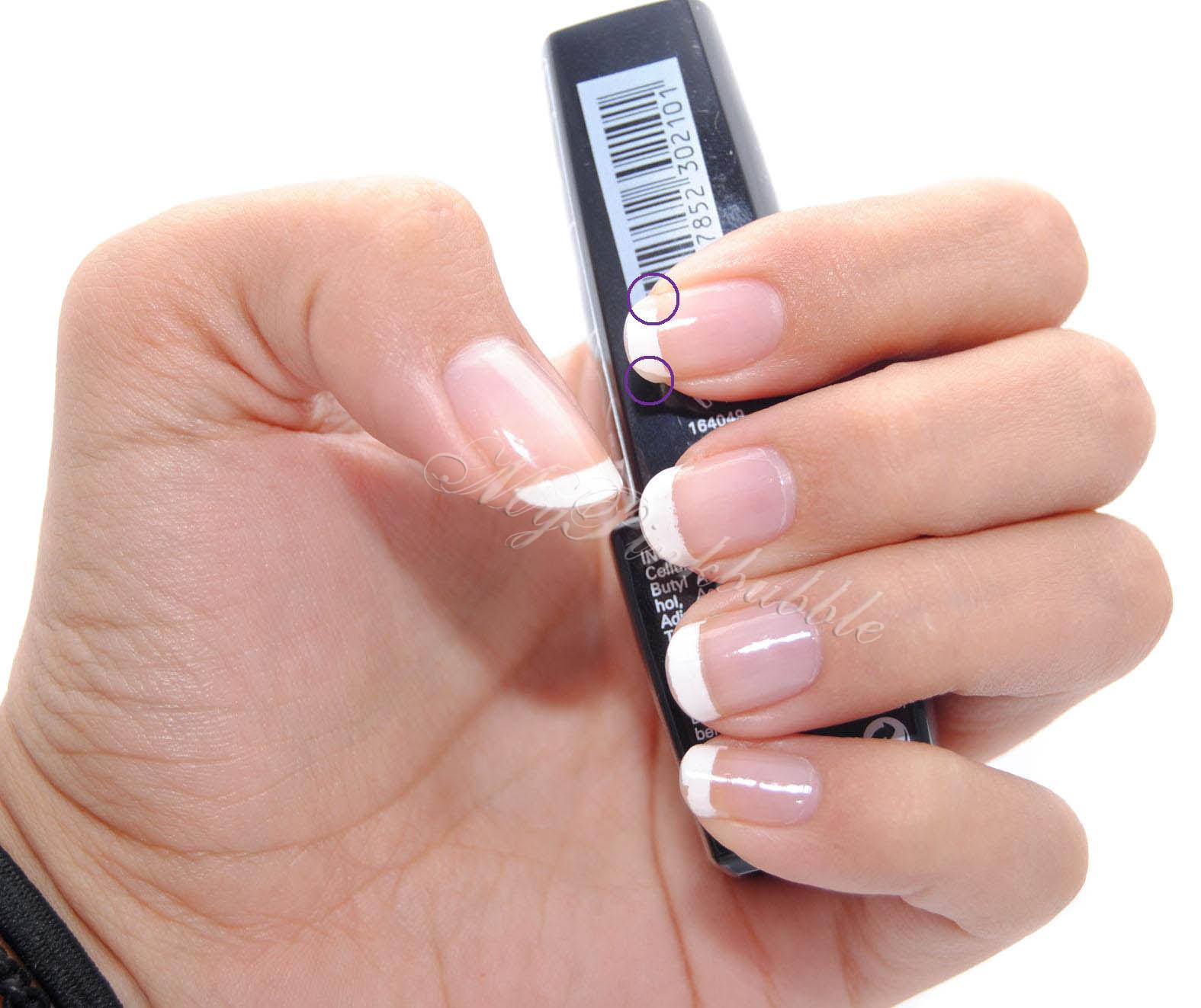 Isadora gel nail lacquer manicura 7 dias