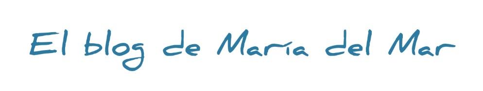El blog de María del Mar