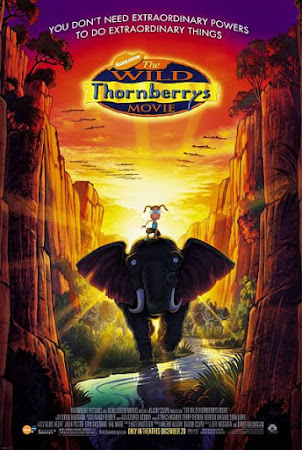 Poster Of The Wild Thornberrys Movie In Dual Audio Hindi English 300MB Compressed Small Size Pc Movie Free Download Only At viagrahap30.org