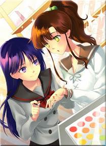 Sailor Moon Rei Hino Makoto Kino