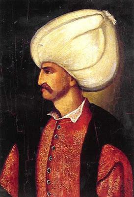 Viktor Horváth, Tureckie lustro, Okres ochronny na czarownice, Carmaniola