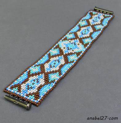 купить браслет из бисера оригинальные украшения этно этника