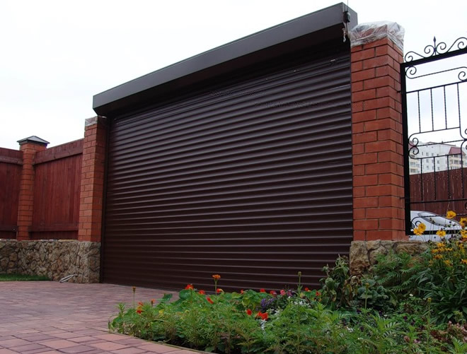 автоматические ворота для гаража тольятти