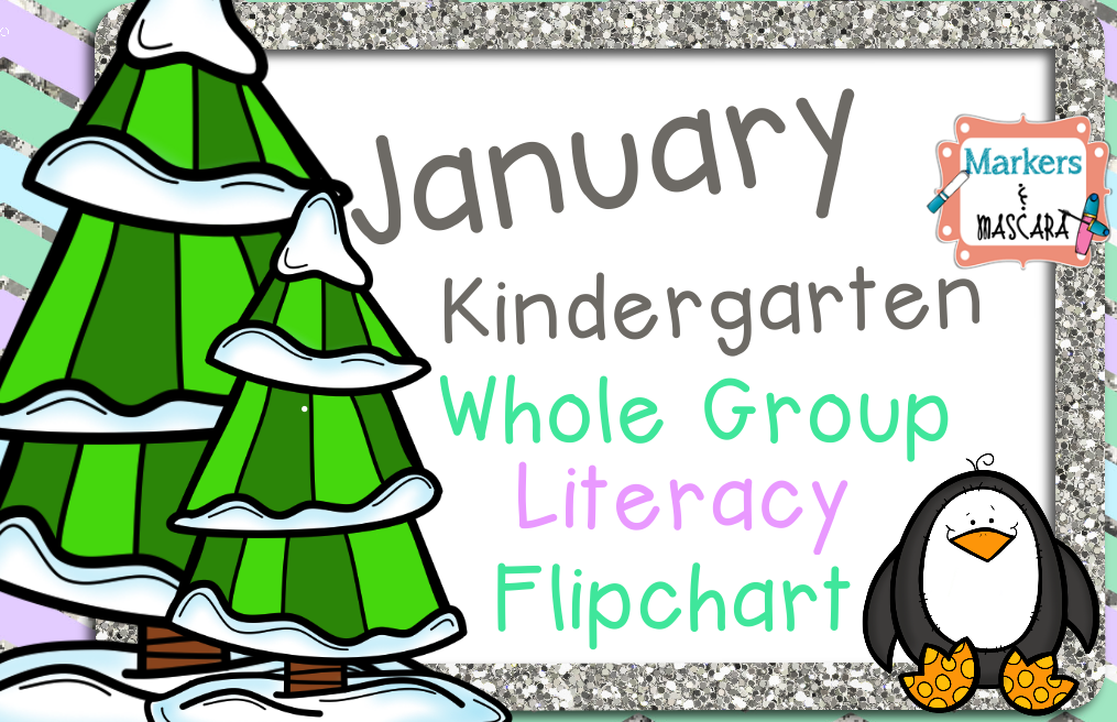 http://www.teacherspayteachers.com/Product/FREEBIE-Flipchart-January-Literacy-Whole-Group-1629751