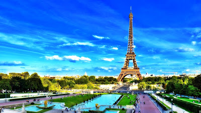 Eiffel Tower Is The Best And Most Popular Tourist Attractions In Paris Every Day Thousands Of People Visit This Place