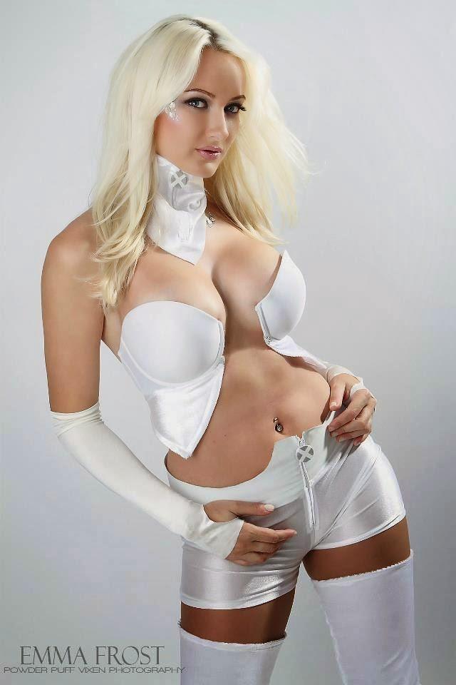 gostosas cosplay