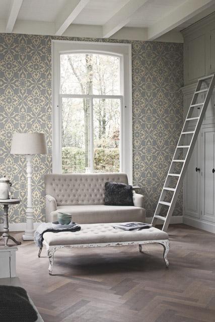 imgbd - landelijke slaapkamer behang ~ de laatste slaapkamer, Deco ideeën
