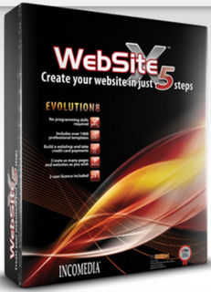 WebSite X5 Evolution v9.0.4.1746 com ativador
