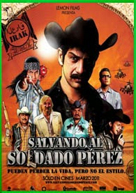 Salvando Al Soldado Perez | 3gp/Mp4/DVDRip Latino HD Mega