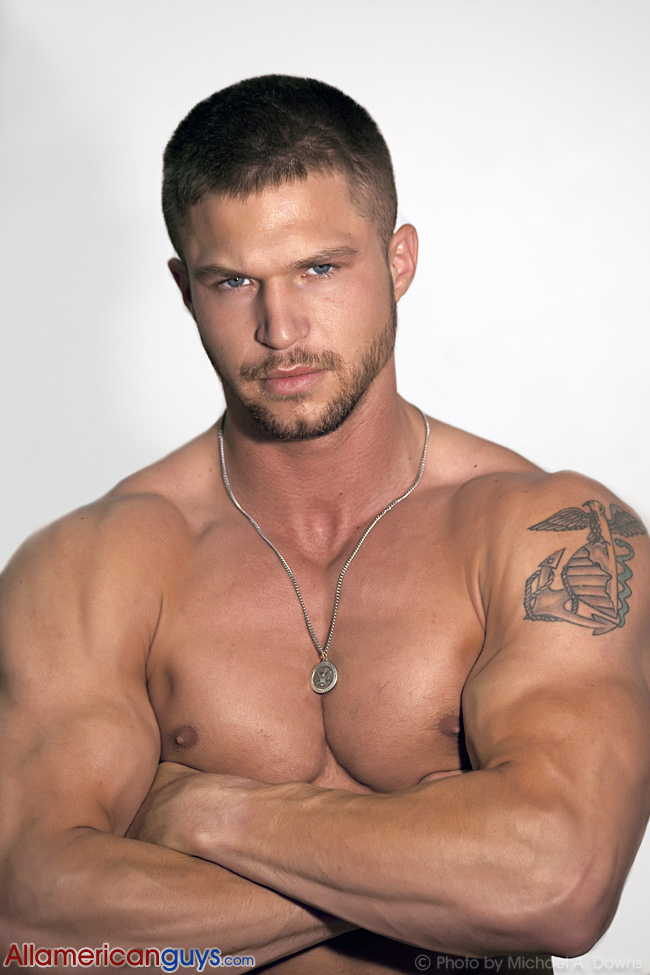 Picture About New AAG Male Model Jon Doliana