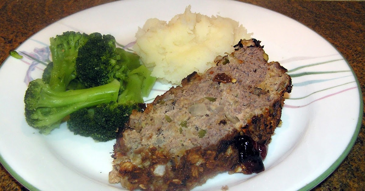 Quaker Oats Meatloaf Recipe Oh! You Cook!: ...