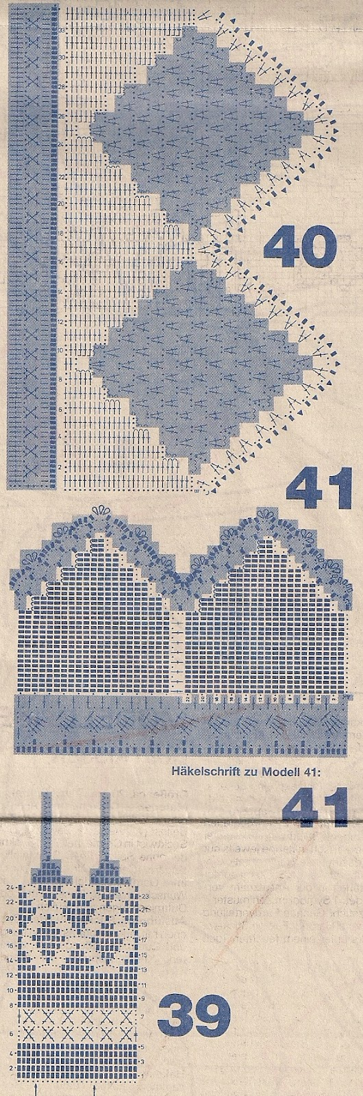 Вязание крючком на лиру 638