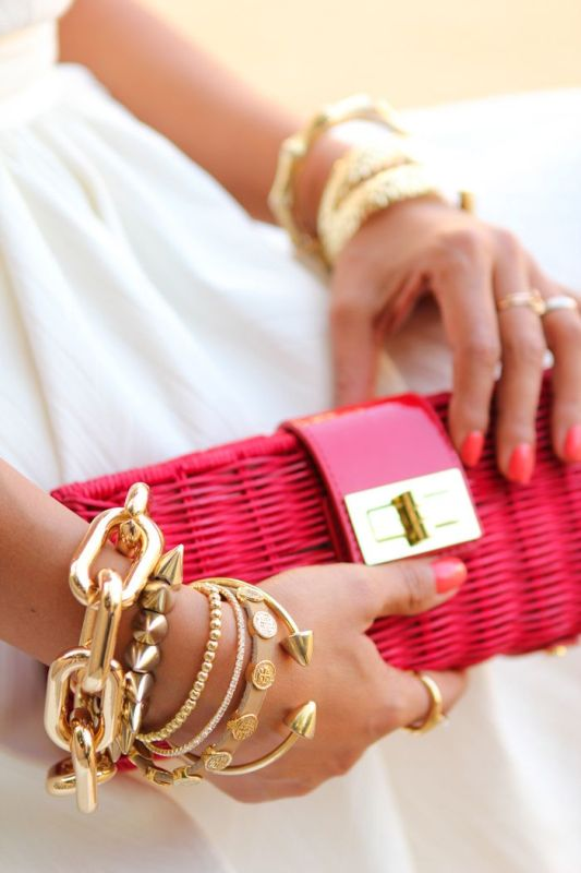 Gold Bracelets Fashion
