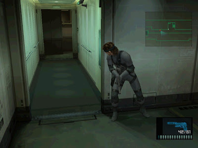Metal Gear Solid Screenshots 2