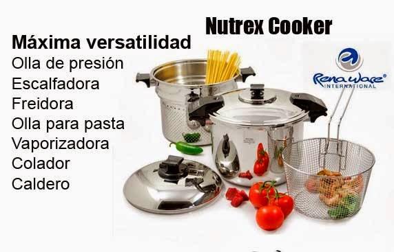 Utensilios de cocina rena ware per la olla a presion - La mejor olla a presion ...